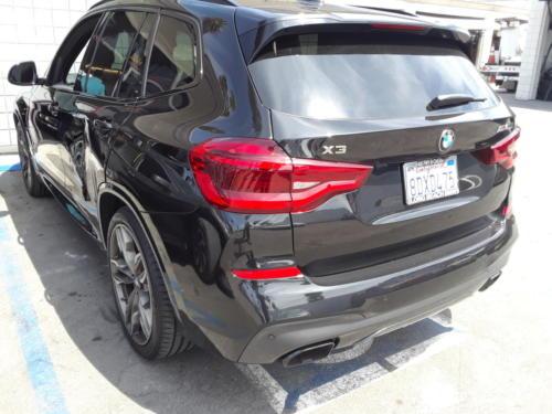 2018 BMW X3 M4 (1)