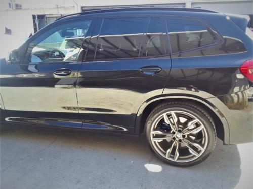 2018 BMW X3 M4 (4)